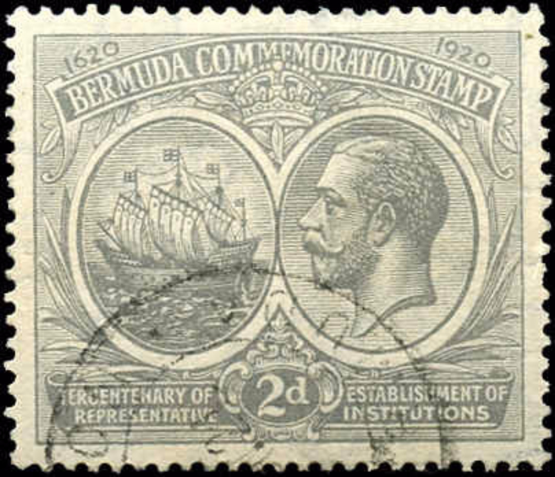 Bermuda Stamp, Scott ##57, VF, Used
