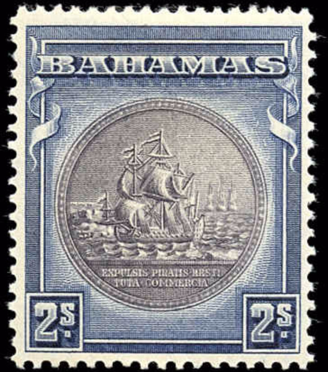 Bahamas Stamp, Scott ##90, F-VF, MH