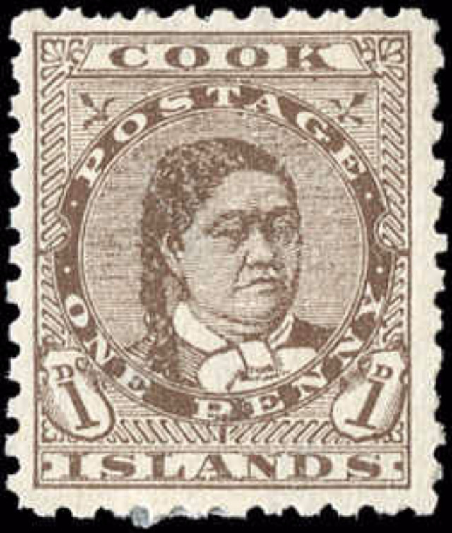 Cook Islands, ##16, F-VF, MH