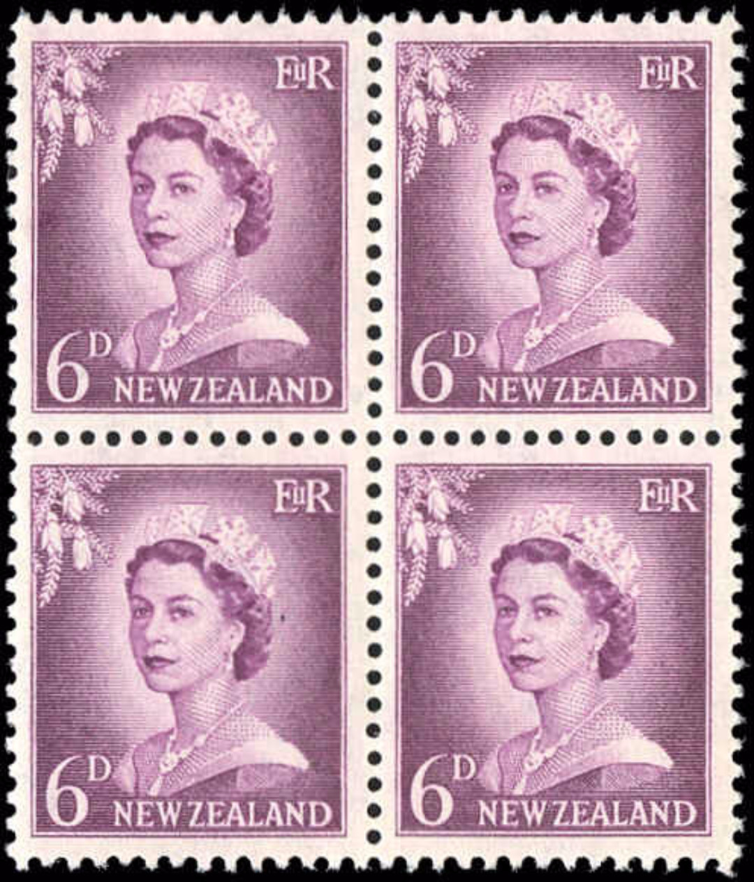 New Zealand, #311, VF, MNH/MH