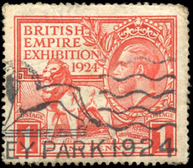 Great Britain, #185, F+, Used