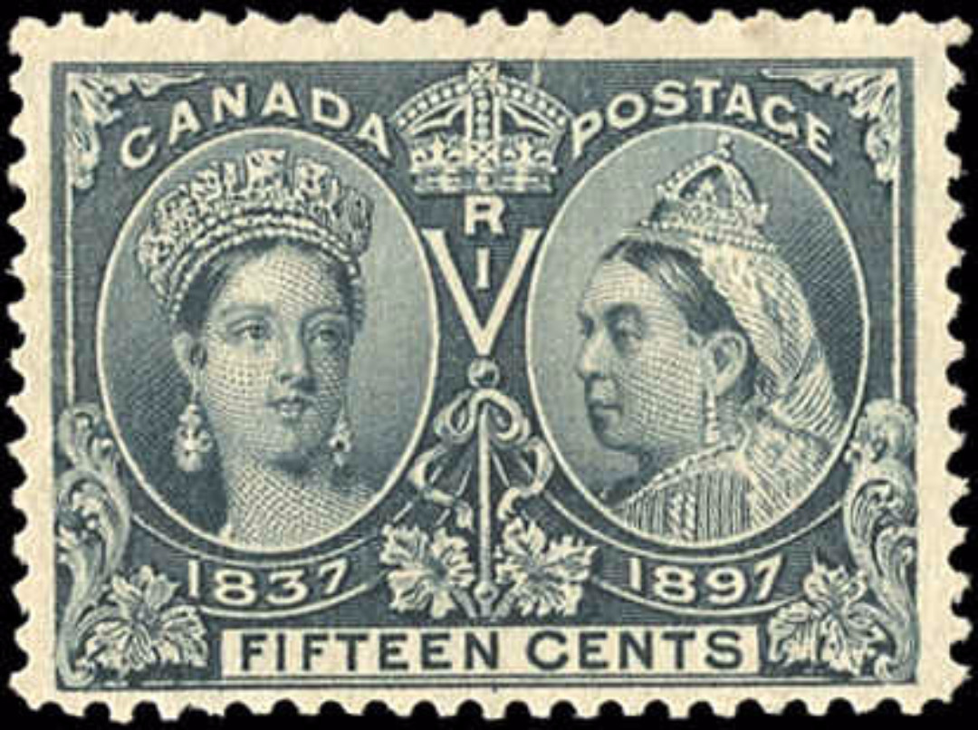 Canada ##58 Jubilee Stamp F-VF Mint NH