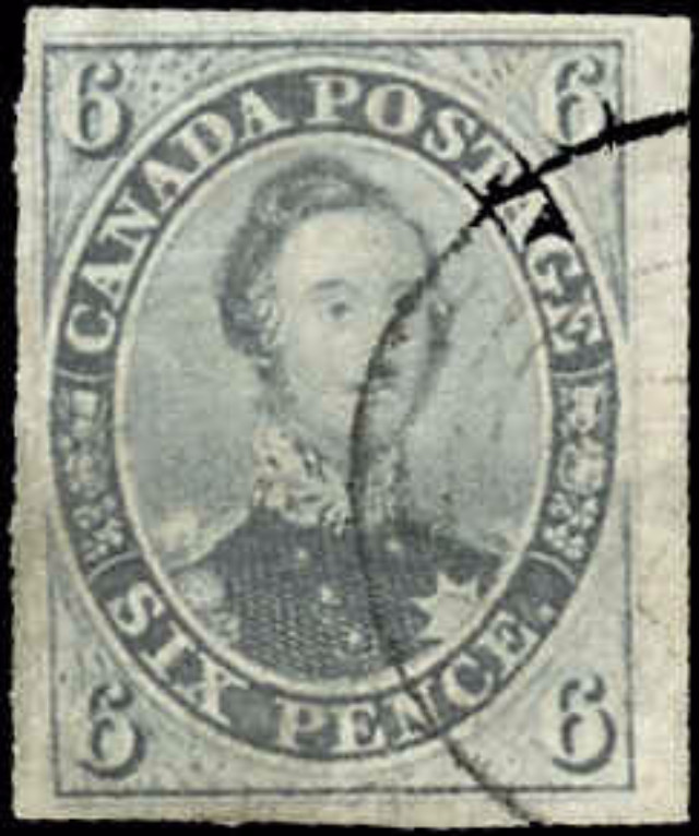 Canada ###5, Pence Issue, VF, Used