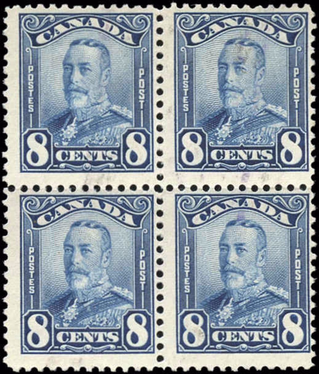 Canada #171, Arch/Leaf Issue, F, Used