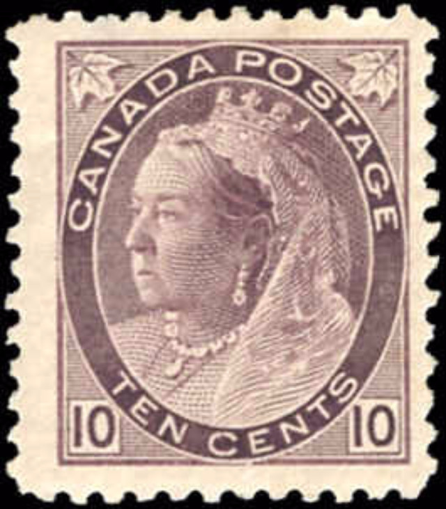 Canada ##83, Numeral Issue, F-VF, MH