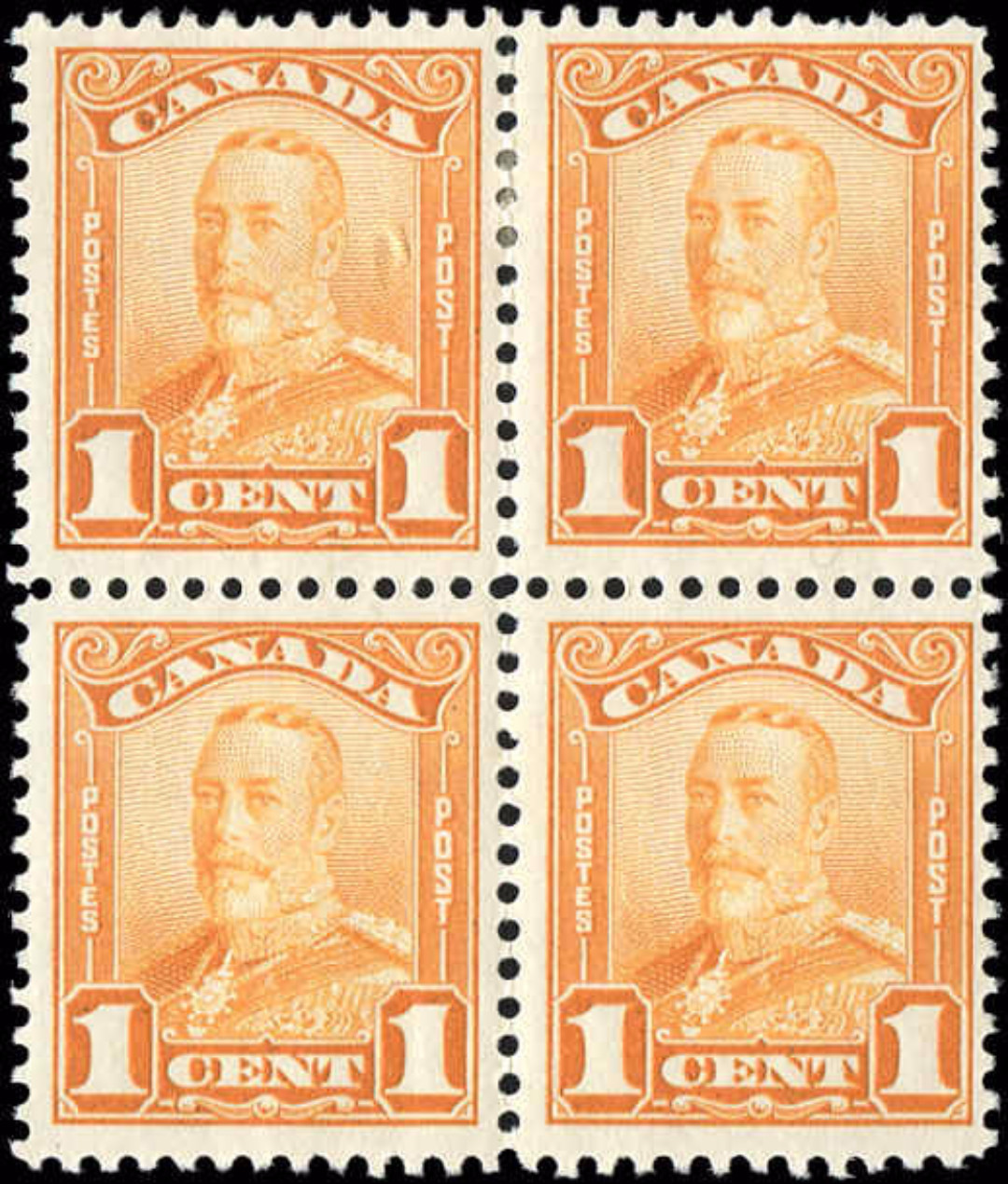 Canada #149, Scroll Issue, F+, MNH/MH