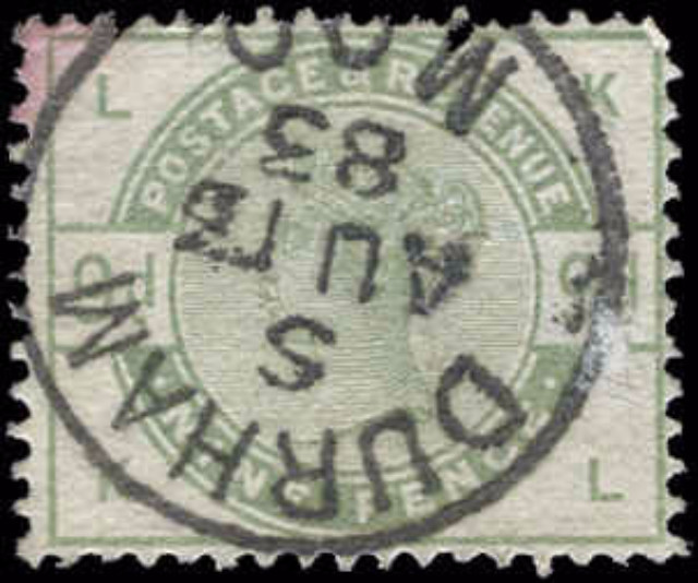 Great Britain, #106, F-VF, Used
