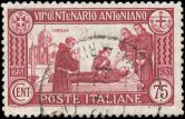 Italy, #263a, F+, Used