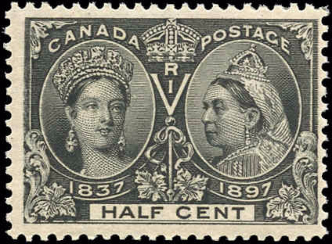 Canada ##50, Jubilee Issue, F+, MNH