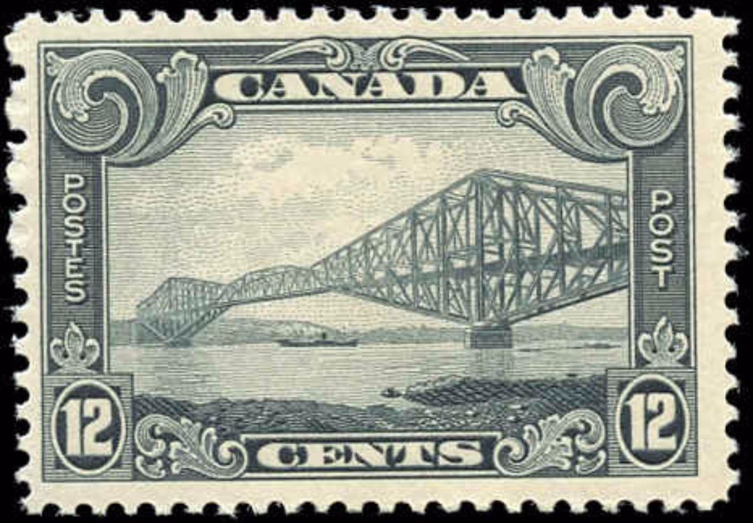 Canada #156, Scroll Issue, F+, MH