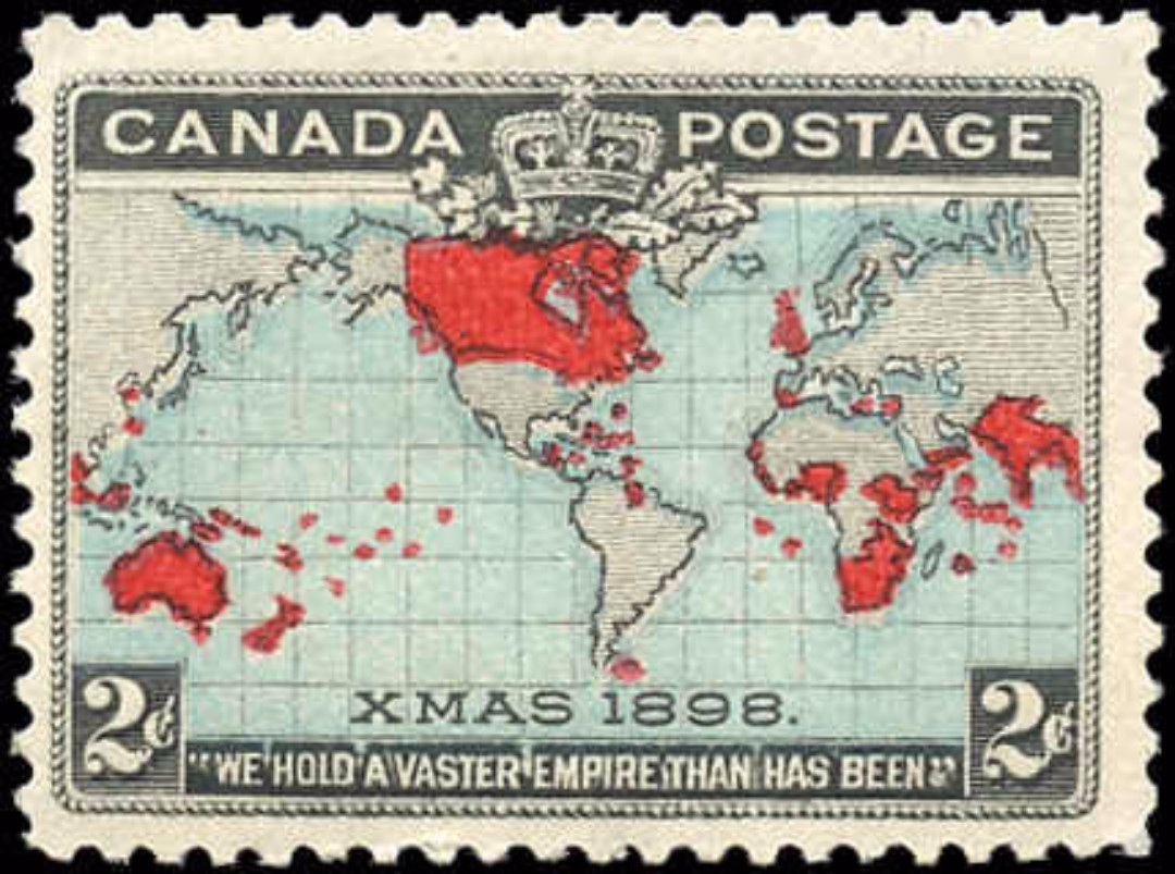 Canada ##86b, Map Issue, F+, MH