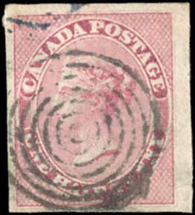 Canada ###8i, Pence Issue, F-VF, Used