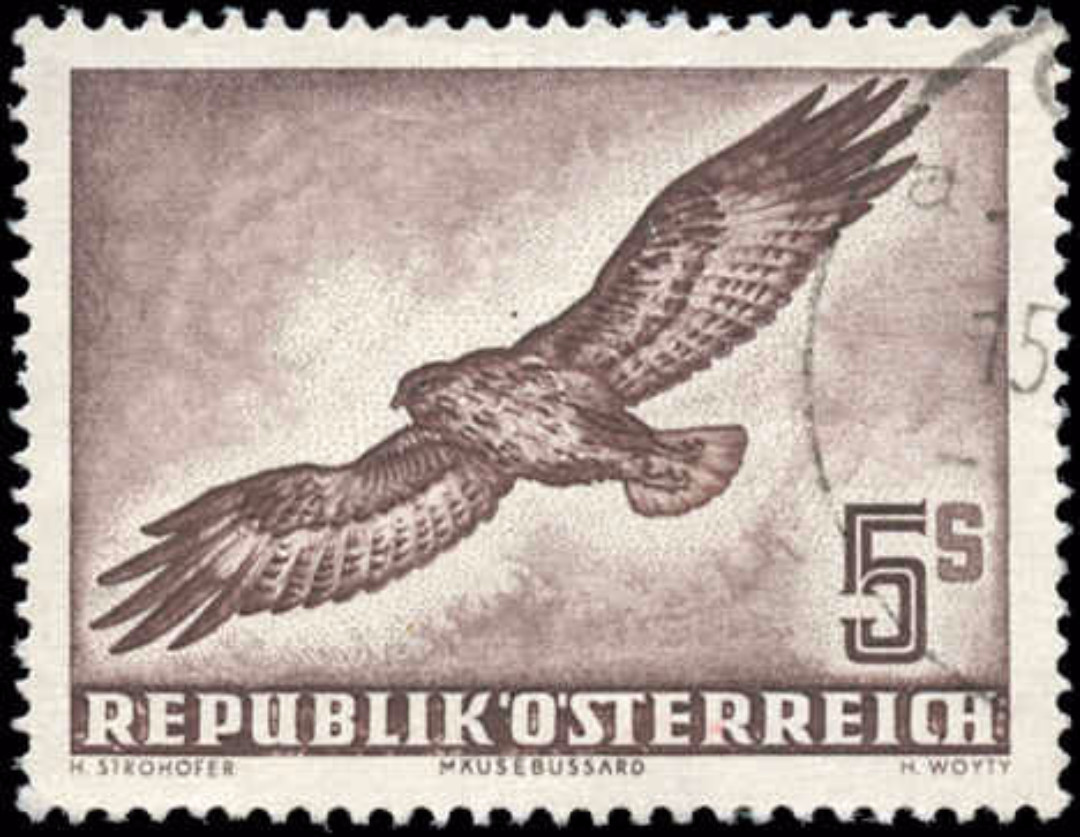 Austria, #C58, VF, Used