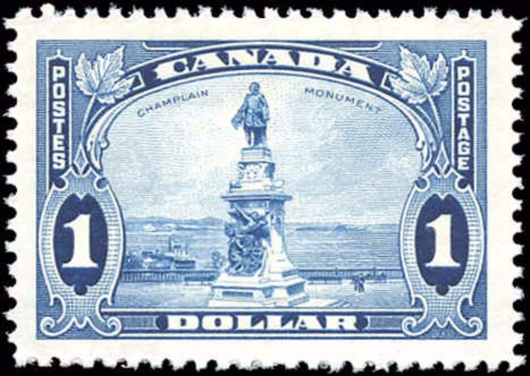 Canada #227, Pictorial Issue, VF+, MNH