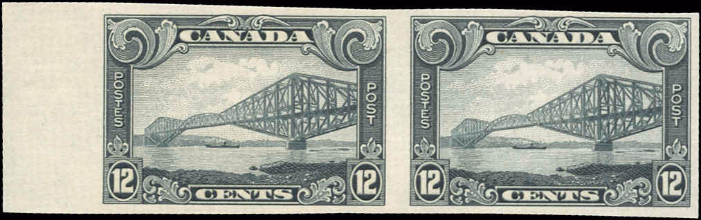 Canada #156a, Scroll Issue, VF, MNH