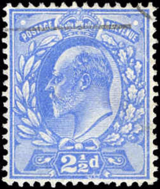 Great Britain, #131, F-VF, Used