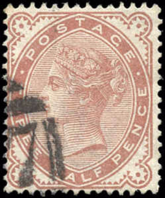 Great Britain, ##80, F, Used