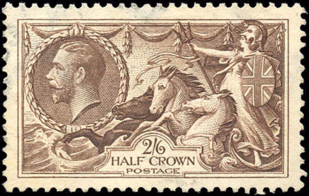 Great Britain, #222, VF, Used