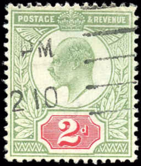 Great Britain, #130, F-VF, Used
