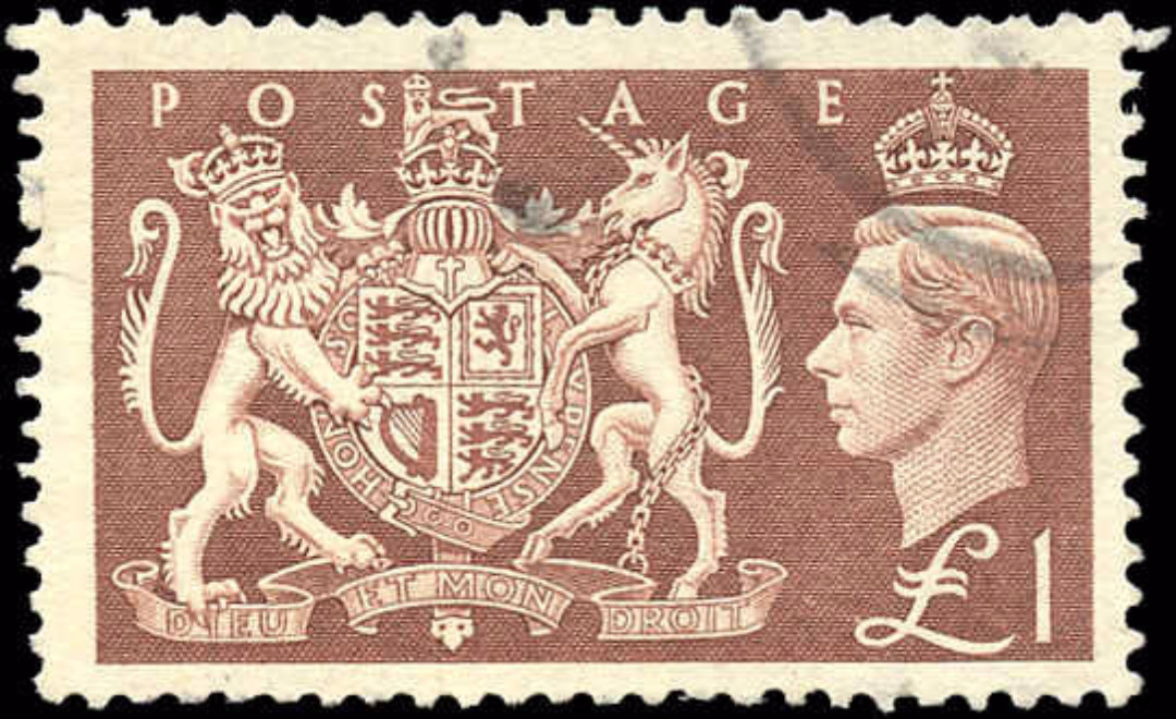 Great Britain, #289, F+, Used