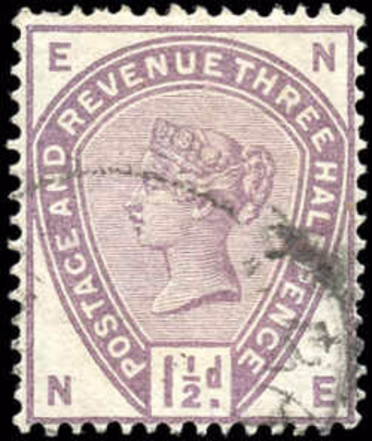 Great Britain, ##99, F+, Used