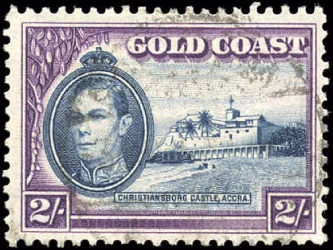 Gold Coast, #125, F-VF, Used