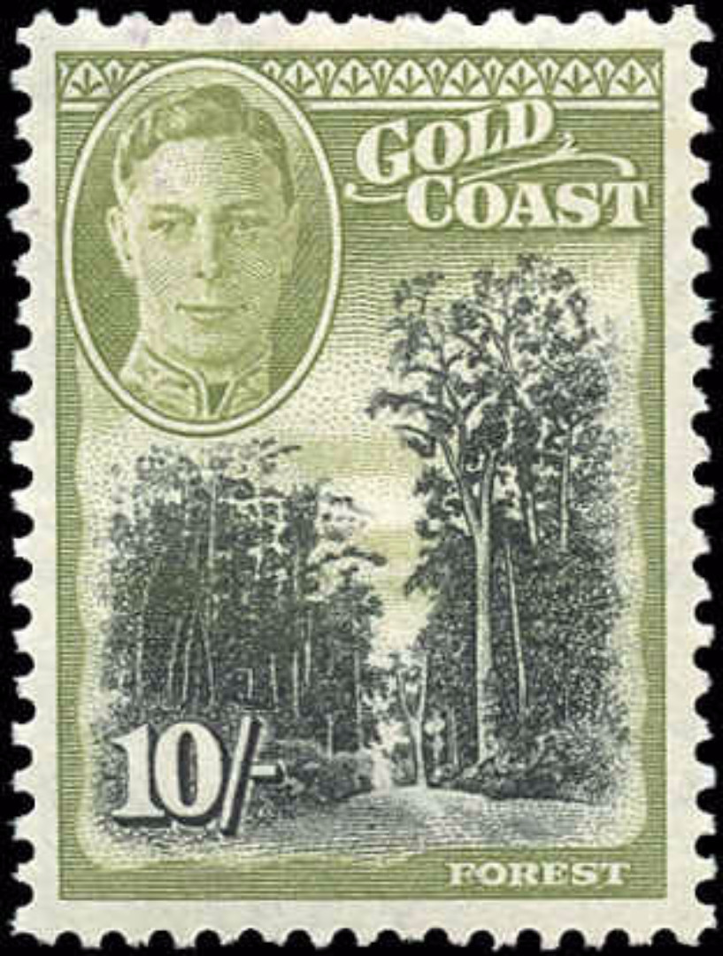 Gold Coast, #141, VF, MH