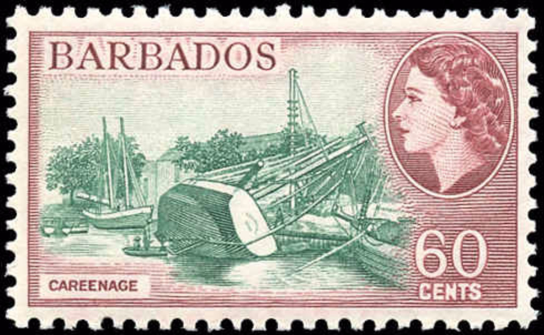 Barbados, #245, VF, MNH