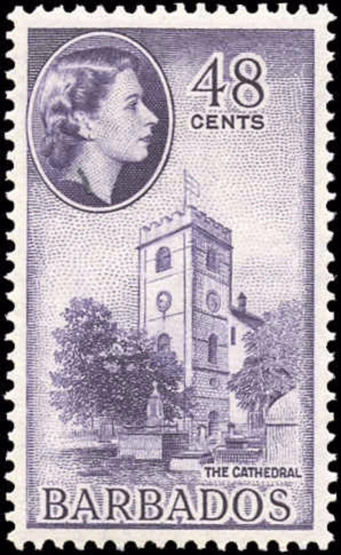 Barbados Stamp, Scott #244, VF, MH