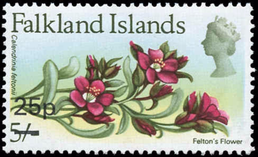 Falkland Islands, #209, VF, MH