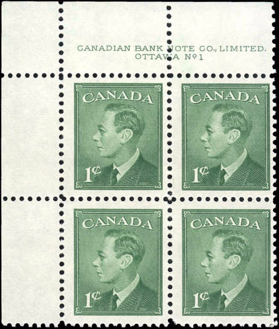 Canada #289, No Postes-Postage Issue, F-VF, MNH