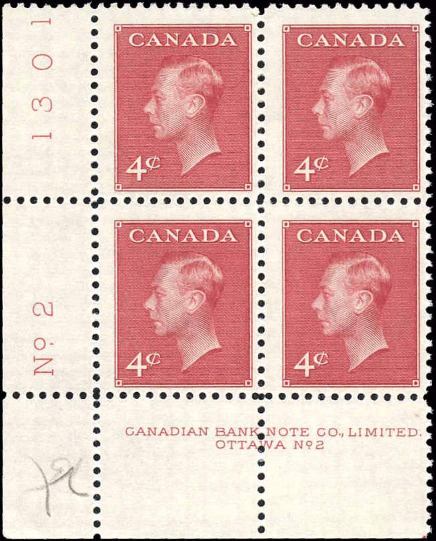 Canada #292, No Postes-Postage Issue, F-VF, MNH