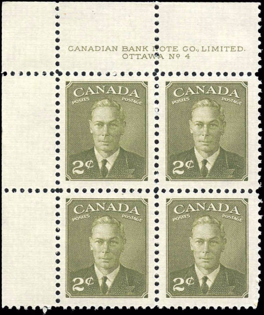 Canada #305, Postes-Postage Issue, VF, MNH