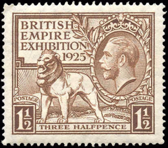 Great Britain, #204, VF, MH