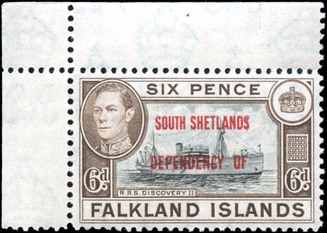 Falkland Islands, 5L6, VF, MNH