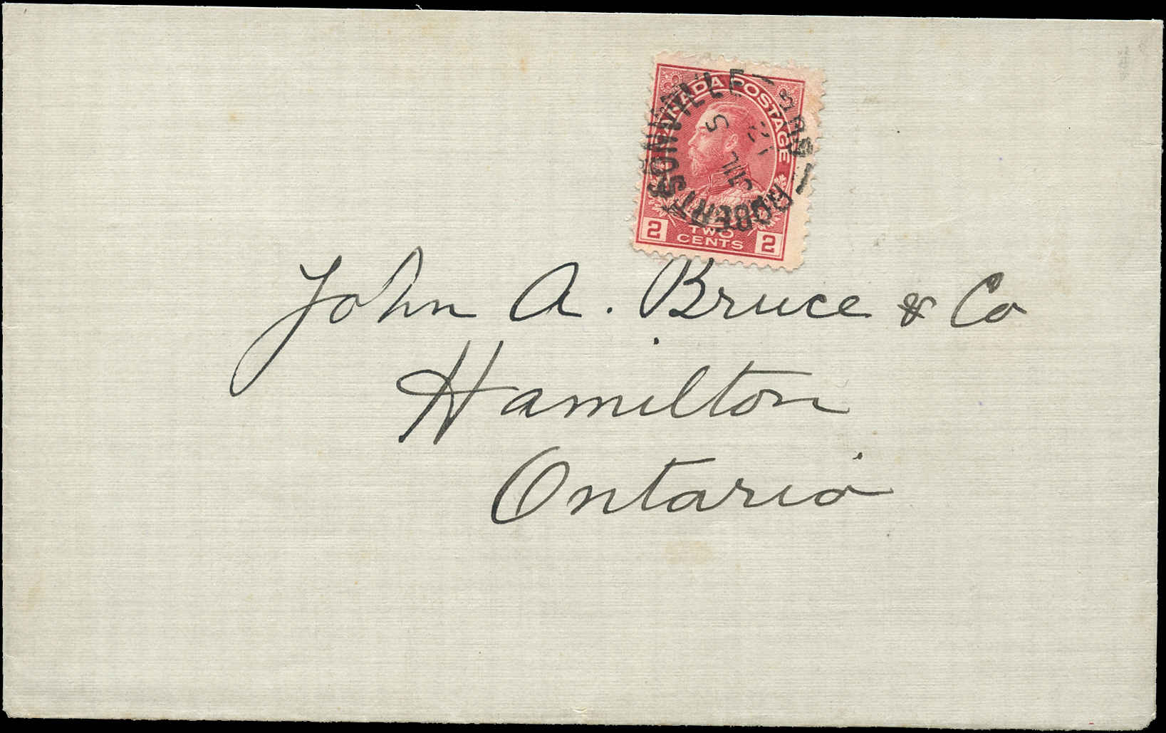 1912-Canada Cover-July 5, 1912