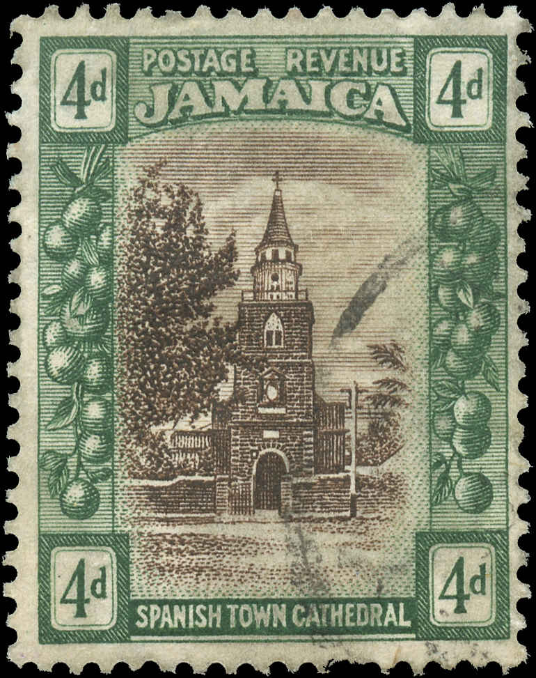 Jamaica, ##81, F+, Used