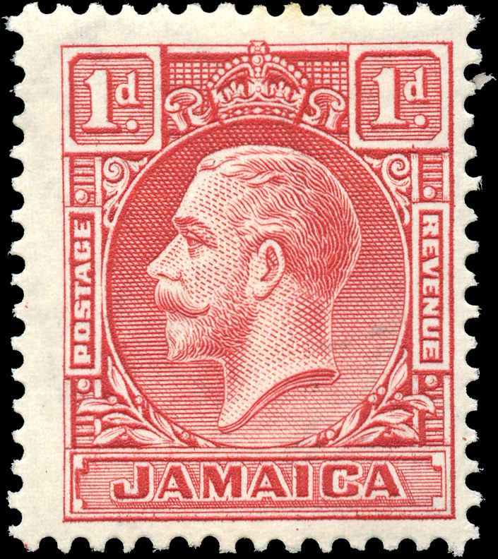 �F+��3�n�_Stamp-Jamaica,#103a,F+,MH-DonsClassicStamps