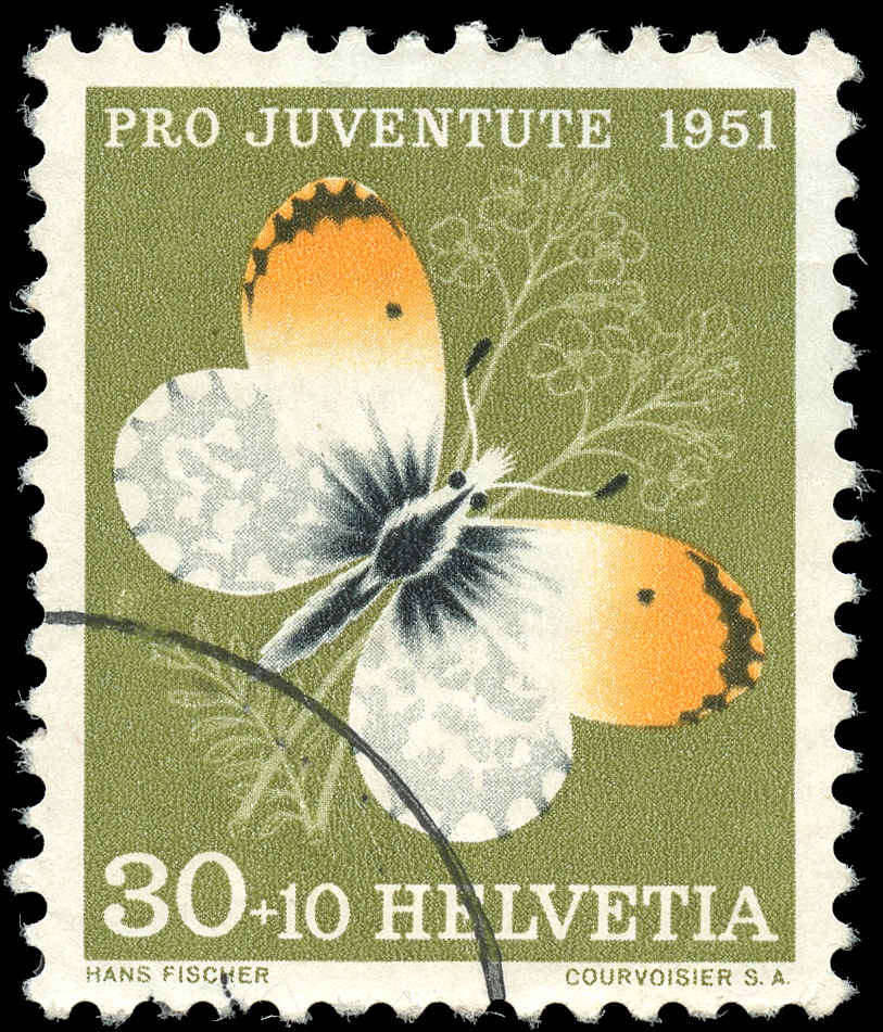 Switzerland #B210, VF, Used
