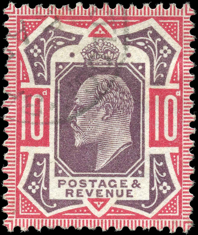 Great Britain, #137, VF, Used