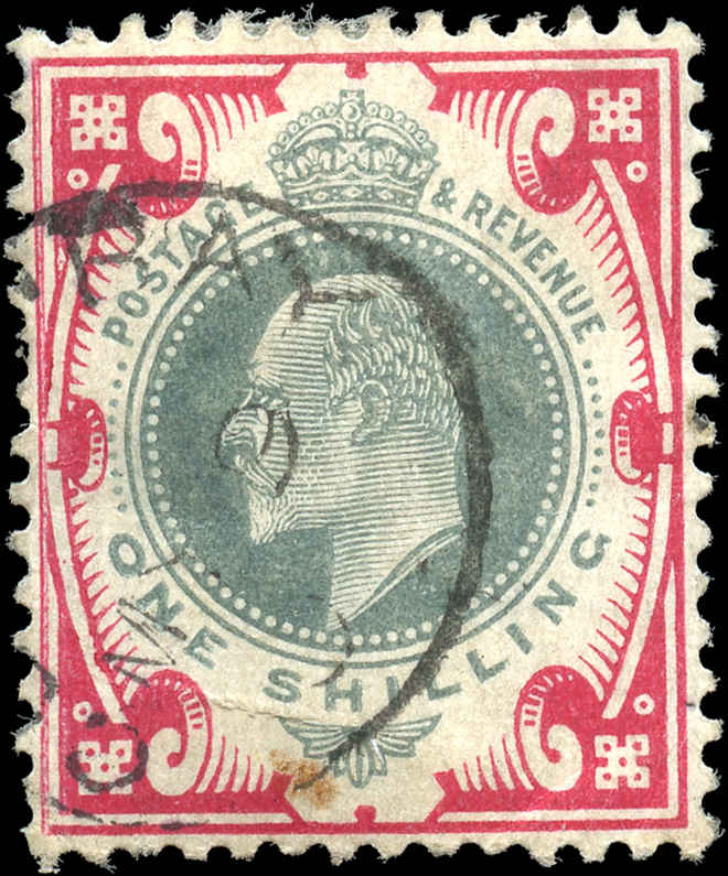 Great Britain, #138a, F-VF, Used