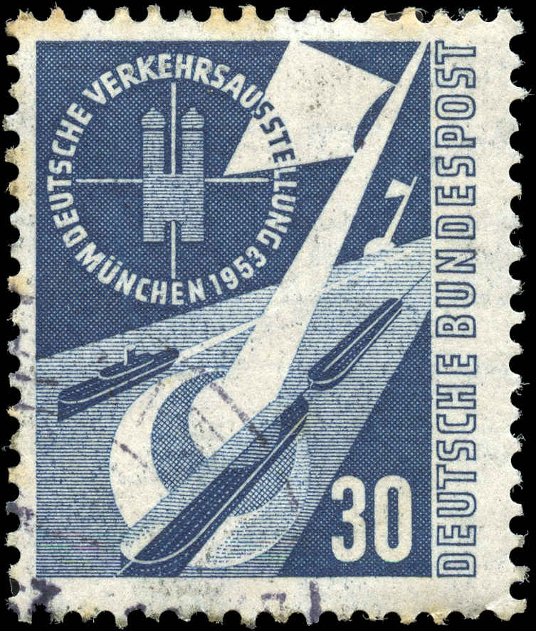 Germany, #701, F+, Used