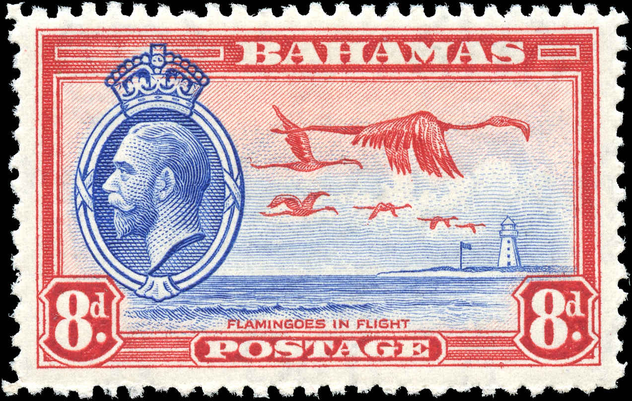 Bahamas Stamp, Scott ##96, F-VF, MH.