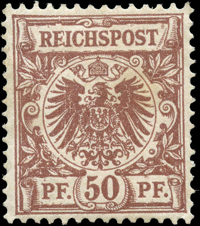 Germany, ##51, VF, MH