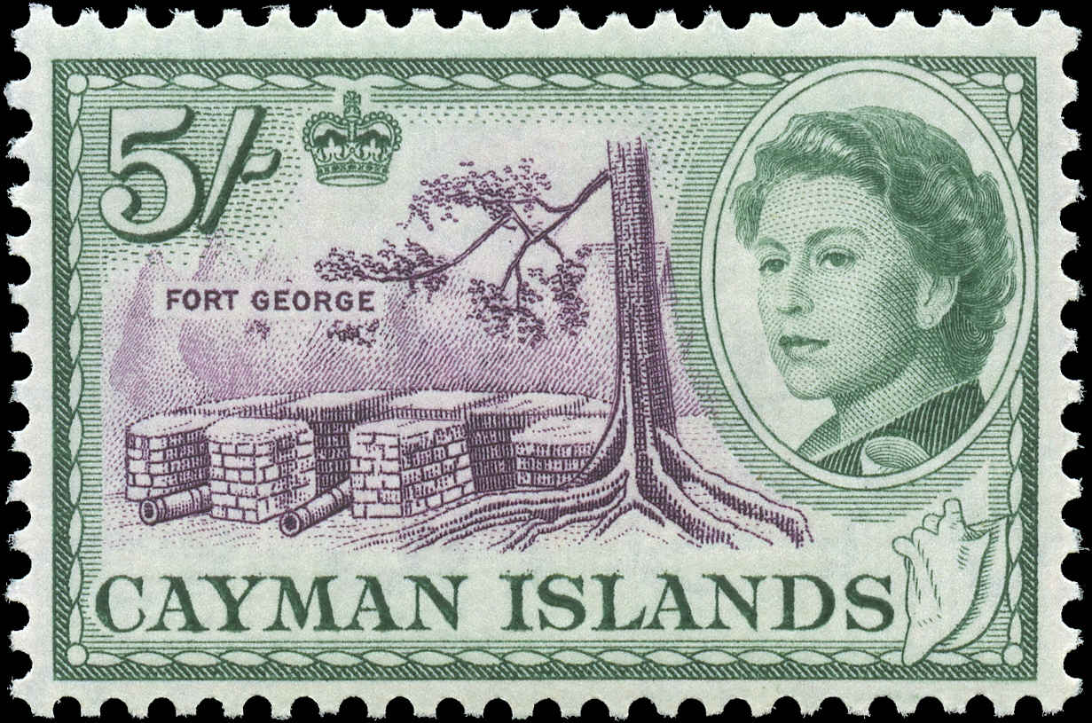 Cayman Islands, #165, F-VF, MNH