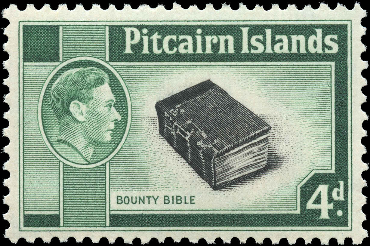 Pitcairn Islands, ##5A, F-VF, MNH