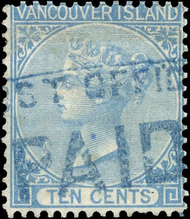 Colony-BNA-British Columbia ###6, VG, Used