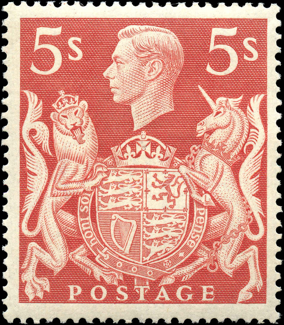 Great Britain, #250, F-VF, MNH