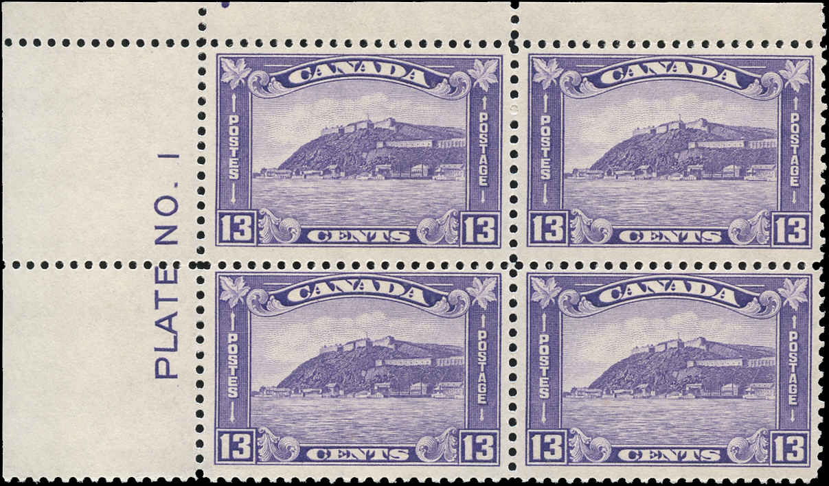 Canada #201, Medallion Issue, F+, MNH