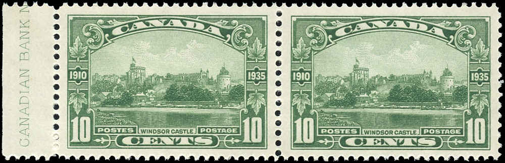 Canada #215, Silver Jubilee Issue, VF, MNH